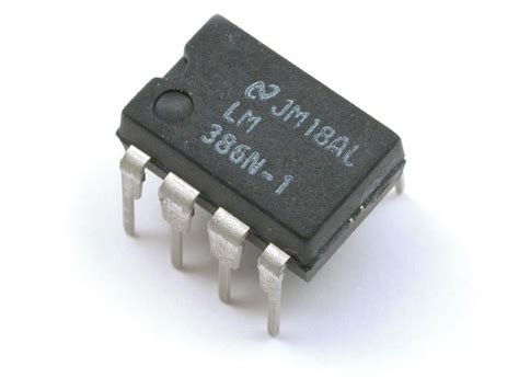 Low Voltage Audio Power Amplifier Lee