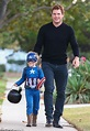 Chris Pratt spends Halloween with son Jack | Daily Mail Online