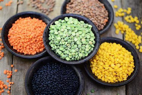 cuisiner lentilles vertes farines sans gluten la farine de lentilles comment l