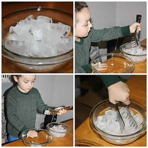 Water Science Experiment: Solids, Liquids, Gasses | Little ...