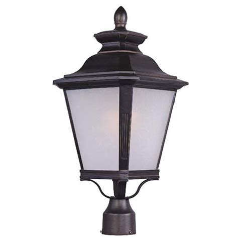 knoxville led outdoor pole post lantern outdoor pole