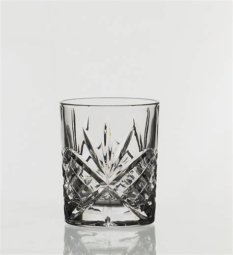 Whiskey Glas Kristall by Derrynane Whiskey Tumblers Set 6 W H I S K E Y Glass