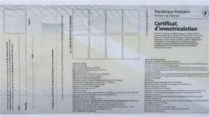 Carte Grise Avis : demande d immatriculation comment remplir une demande de certificat d immatriculation demande ~ Medecine-chirurgie-esthetiques.com Avis de Voitures