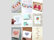 9 idées de cartes de vœux à faire soimême