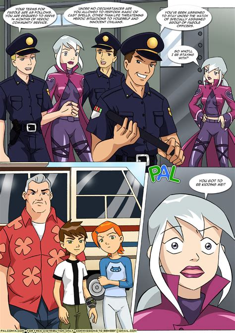 read ben 10 comic early parole hentai online porn manga and doujinshi