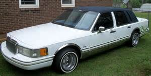 1993 LINCOLN TOWN CAR - Image #7