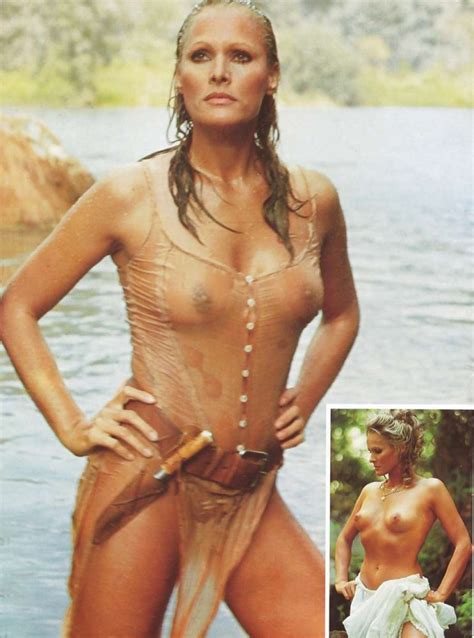 Ursula Andress The First And Hottest Bond Girl Photo