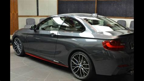 Bmw 240i Coupe Mineral Grey Metallic