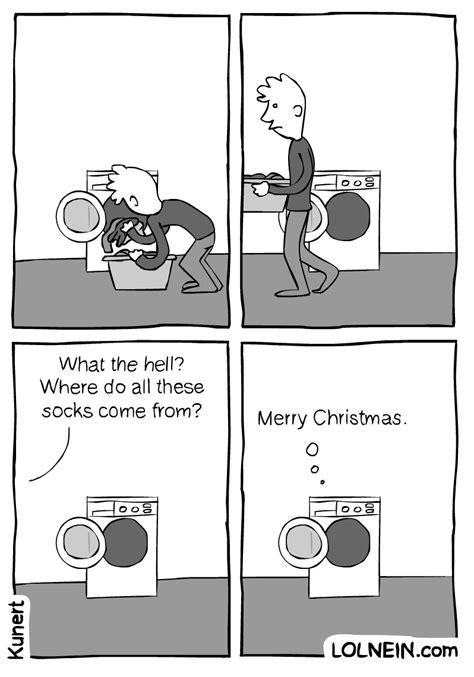 Lolnein Socks Washing Machine Comics Funny