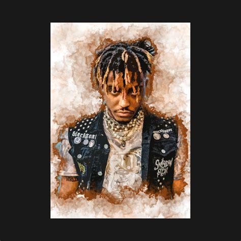 Stylized as juice wrld), was an american rapper, singer. Juice WRLD Watercolor - Juice Wrld - Hoodie   TeePublic