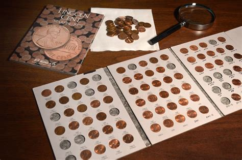 coin collecting tips  beginners