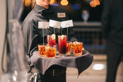 Cocktails For Meiko Launch Party  The Bridge Building