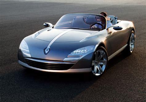Renault Nepta, Cabriolet 4 Places En Concept Car