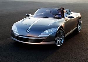Cabriolet 4 Places Pas Cher : renault nepta cabriolet 4 places en concept car ~ Gottalentnigeria.com Avis de Voitures