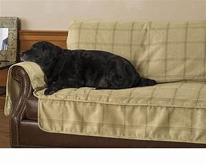 sofa covers dog couch protector orvis uk With leather furniture covers for dogs