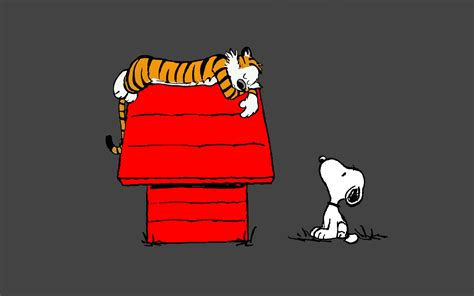 Snoopy Desktop Wallpaper ·①