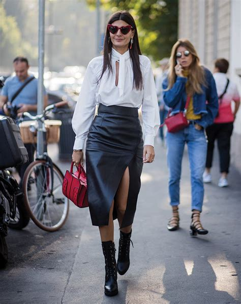 combat boots outfit ideas amazing purewow