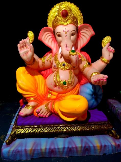 buy eco friendly ganpati murti idol delivery  mumbai