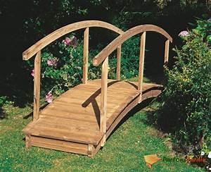 Pont En Bois Pour Jardin : pont de jardin archives parlons jardinparlons jardin ~ Nature-et-papiers.com Idées de Décoration