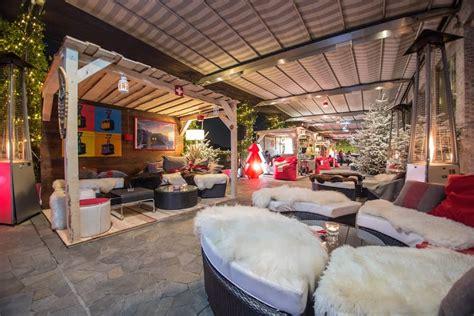 terrazza palestro swiss winter lounge un angolo di svizzera alla terrazza