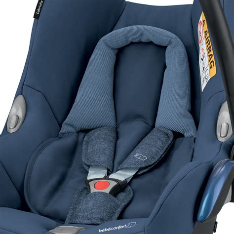 siege nomade siège auto coque cabriofix nomad blue groupe 0 de bebe