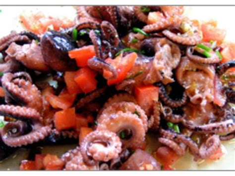 comment cuisiner des tentacule de poulpe 17 meilleures idées à propos de recettes de poulpe sur