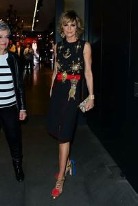 LISA RINNA at Dolce & Gabbana Party in Beverly Hills 05/23 ...