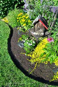 flower bed edging Hometalk | How to edge flower beds... like a pro!