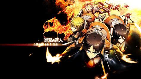 Anime Wallpaper Attack On Titan - attack on titan wallpapers 183