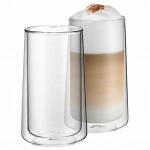 Latte Macchiato Gläser Wmf : wmf coffee time set 2 latte macchiato glas doppelwandig geschenkkarton thermo 4000530680884 ebay ~ Whattoseeinmadrid.com Haus und Dekorationen