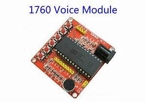 Isd1700 Voice Recording System Class Module    Isd1760