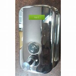 Genuine Wall Mounted Gsp5 Stainless Steel Soap Dispenser
