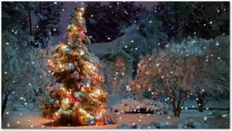 Christmas Tree Screensavers Free
