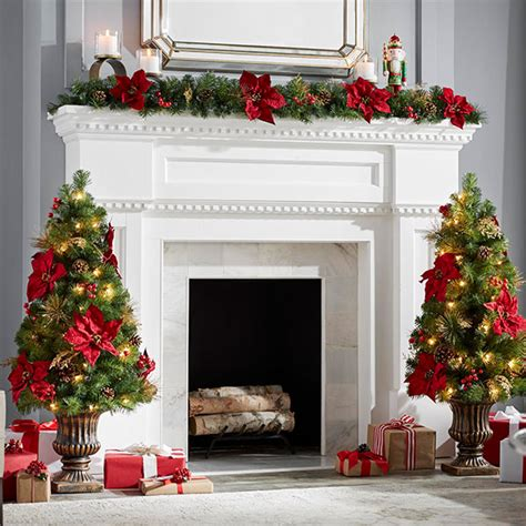 christmas decorating ideas  home depot