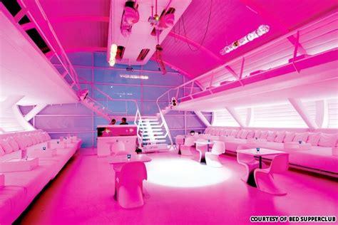 club bed el bed supperclub de bangkok donde la vida nocturna