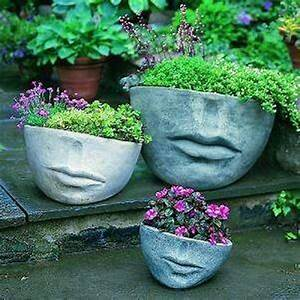 Upcycled, Planter, Pots