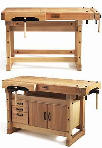 Sjöbergs' Traditional Workbenches and Portable Smart Vise
