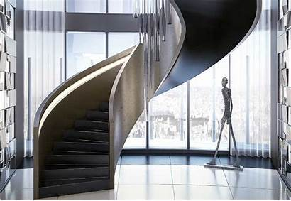 Luxury Stairs Stylepark Staircases Eestairs Spiral Interior