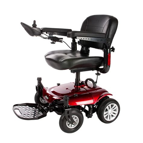 cobalt travel power wheelchair drive