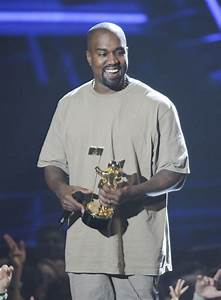 Kanye West announces he will run for president in award ...