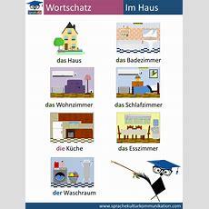 """Wortschatz """"im Haus""""  Sprakukos Dafdazblog"""