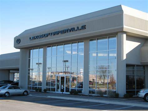 Lexus of Naperville - Auto Dealership Design - Architura ...
