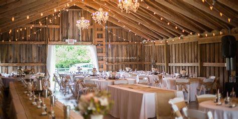 Barn Wedding Venues : The Barn In Zionsville Weddings