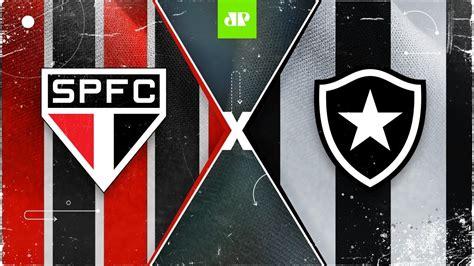 São Paulo x Botafogo - AO VIVO - 09/12/2020 - Brasileirão ...