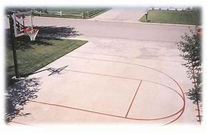 best 25 backyard basketball court ideas on pinterest With outdoor basketball court template