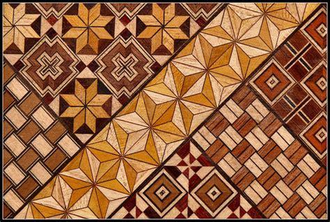 yoseki ancient japanese wooden mosaic  aldogrimaldi