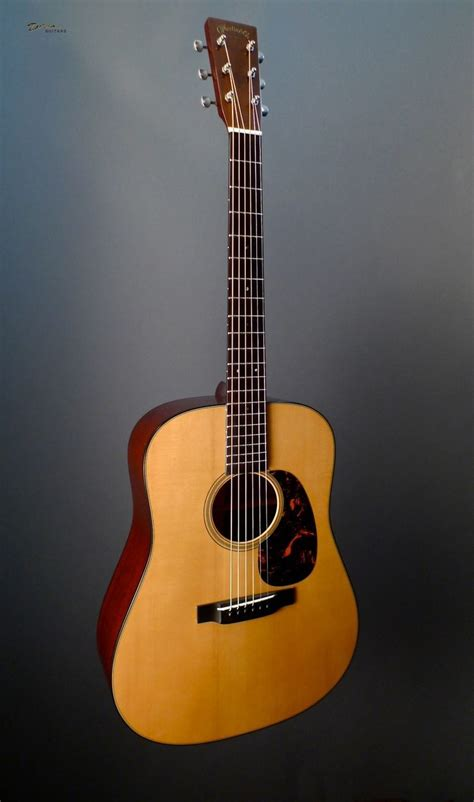 Martin Specs by 2006 Martin D 18 Authentic Done To 1937 Specs Mahogany
