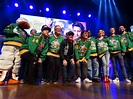 """Video: """"The Mighty Ducks"""" Cast Reunites at Anniversary ..."""