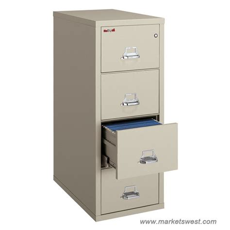 Used Fireproof File Cabinets 4 Drawer by Fireking 4 Drawer Vertical Fireproof File Cabinet