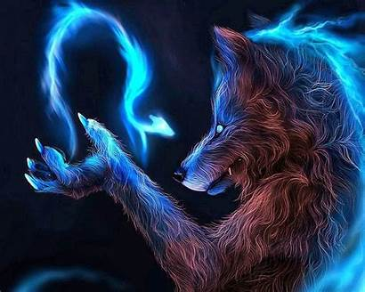 Wolf Magic Wallpapers Wolves Begin